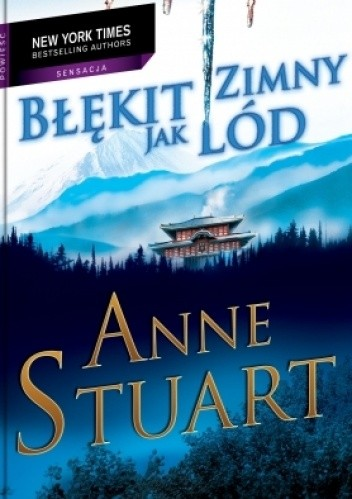 Okładka książki Błękit zimny jak lód
