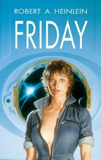 Okładka książki Friday