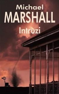 Okładka książki Intruzi