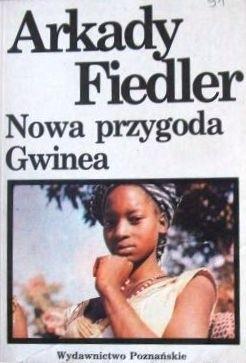 Okładka książki Nowa przygoda Gwinea