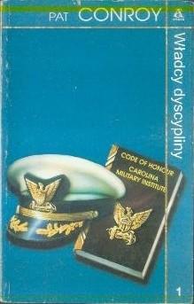 Okładka książki Władcy dyscypliny