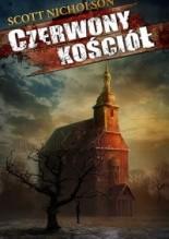 Okładka książki Czerwony kościół