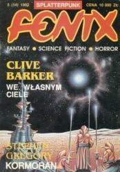 Okładka książki Fenix 1992 5 (14)
