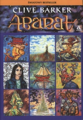 Okładka książki Abarat