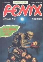 Okładka książki Fenix 1993 4 (20)