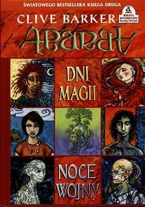 Okładka książki Abarat. Dni magii, noce wojny