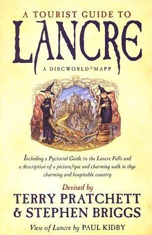 Okładka książki A Tourist Guide To Lancre