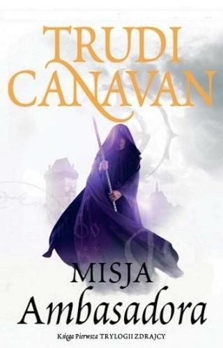 Okładka książki Misja Ambasadora
