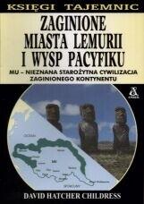 Okładka książki Zaginione miasta Lemurii i wysp Pacyfiku