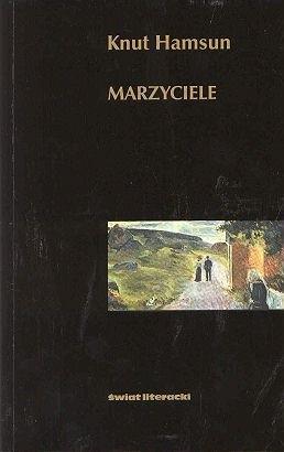 Okładka książki Marzyciele
