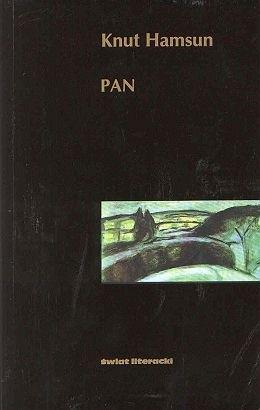 Okładka książki Pan. Z papierów porucznika Thomasa Glahna