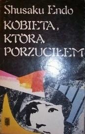 Okładka książki Kobieta, którą porzuciłem