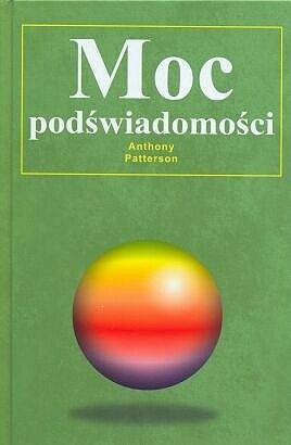 Okładka książki Moc podświadomości