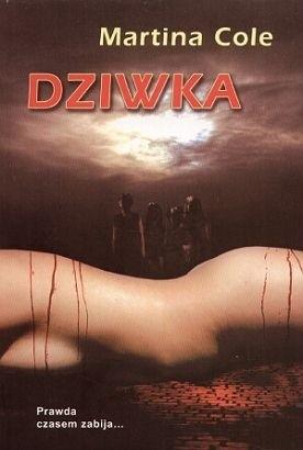 Okładka książki Dziwka