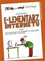 Okładka książki E-lementarz internetu