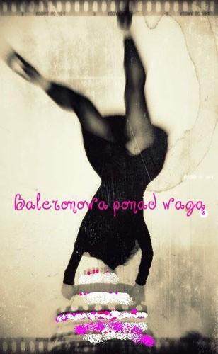 Okładka książki Baleronowa ponad wagą