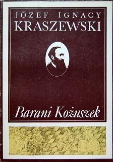 Okładka książki Barani Kożuszek