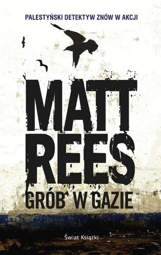 Okładka książki Grób w Gazie