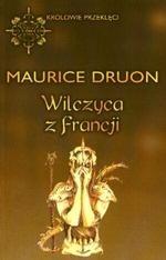 Okładka książki Wilczyca z Francji