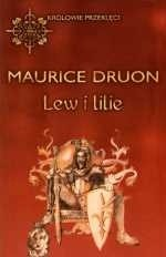 Okładka książki Lew i lilie