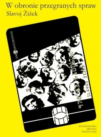 Okładka książki W obronie przegranych spraw