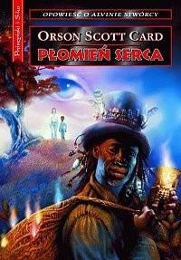 Okładka książki Płomień serca