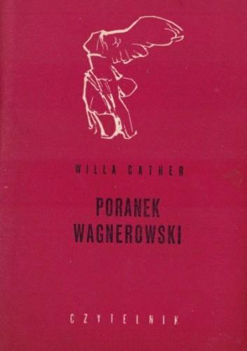 Okładka książki Poranek wagnerowski
