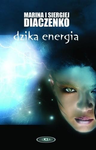 Okładka książki Dzika energia