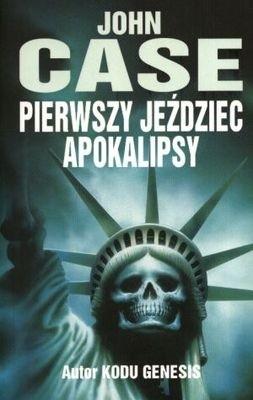 Okładka książki Pierwszy jeździec Apokalipsy