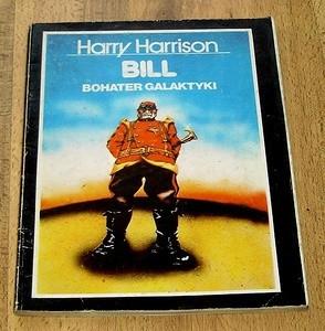 Okładka książki Bill, bohater Galaktyki