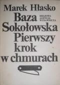 Okładka książki Baza Sokołowska. Pierwszy krok w chmurach