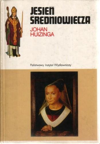 Okładka książki Jesień średniowiecza