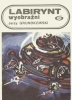 Okładka książki Labirynt wyobraźni