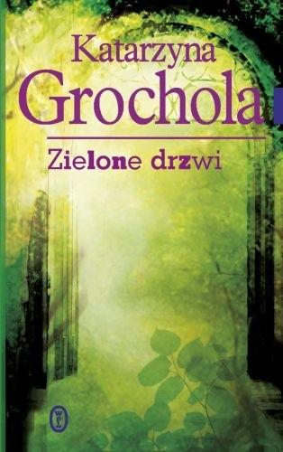 Okładka książki Zielone drzwi