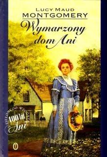 Okładka książki Wymarzony dom Ani