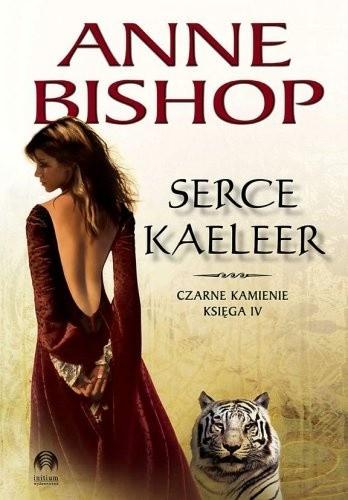 Okładka książki Serce Kaeleer