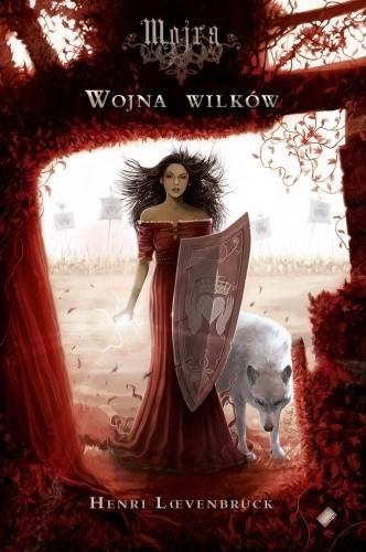 Okładka książki Wojna Wilków
