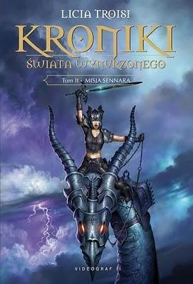 Okładka książki Misja Sennara