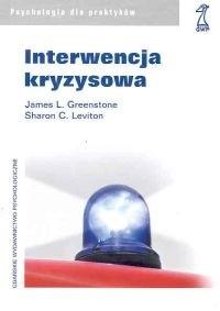 Okładka książki Interwencja kryzysowa