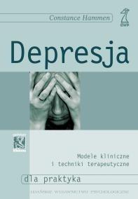 Okładka książki Depresja. Modele kliniczne i techniki terapeutyczne