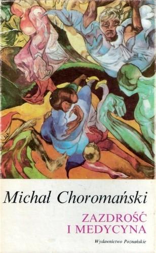 Okładka książki Zazdrość i medycyna