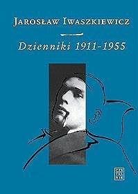 Okładka książki Dzienniki 1911-1955