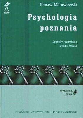 Okładka książki Psychologia poznania