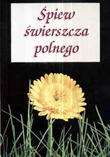 Okładka książki Śpiew świerszcza polnego