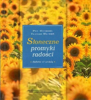 Okładka książki Słoneczne promyki radości
