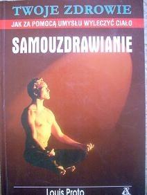 Okładka książki Samouzdrawianie