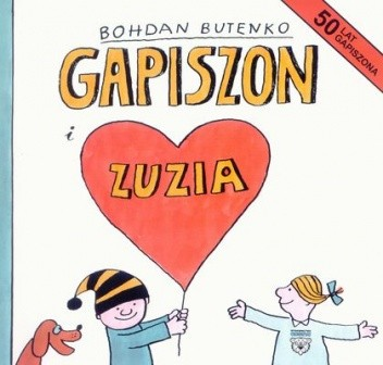 Okładka książki Gapiszon i Zuzia