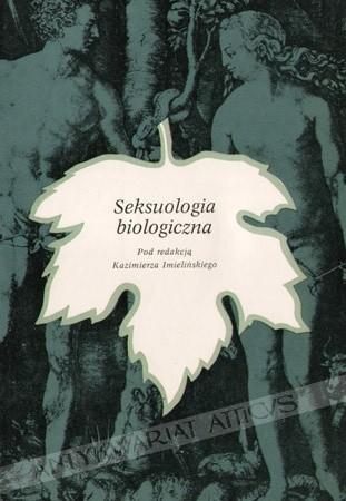 Okładka książki Seksuologia biologiczna