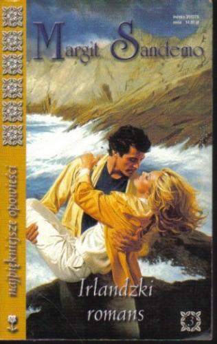 Okładka książki Irlandzki romans