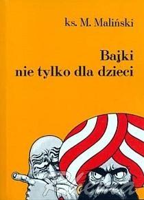 Okładka książki Bajki nie tylko dla dzieci